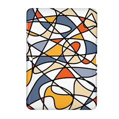 Abstract Background Abstract Samsung Galaxy Tab 2 (10 1 ) P5100 Hardshell Case