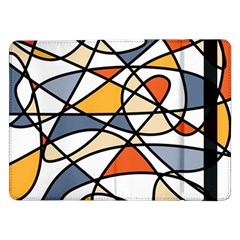 Abstract Background Abstract Samsung Galaxy Tab Pro 12 2  Flip Case