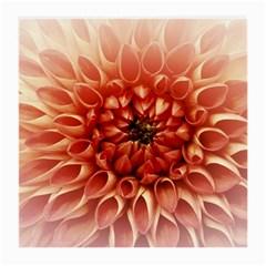 Dahlia Flower Joy Nature Luck Medium Glasses Cloth
