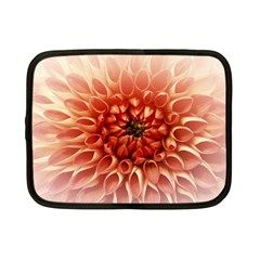 Dahlia Flower Joy Nature Luck Netbook Case (small)