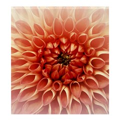 Dahlia Flower Joy Nature Luck Shower Curtain 66  X 72  (large)