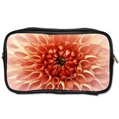 Dahlia Flower Joy Nature Luck Toiletries Bags