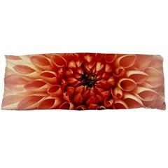 Dahlia Flower Joy Nature Luck Body Pillow Case Dakimakura (two Sides)