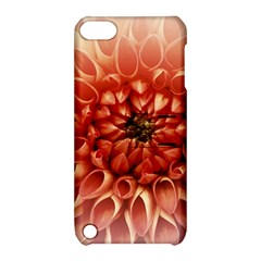 Dahlia Flower Joy Nature Luck Apple Ipod Touch 5 Hardshell Case With Stand