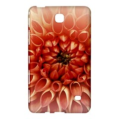 Dahlia Flower Joy Nature Luck Samsung Galaxy Tab 4 (7 ) Hardshell Case