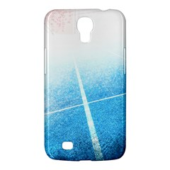Court Sport Blue Red White Samsung Galaxy Mega 6 3  I9200 Hardshell Case by Nexatart