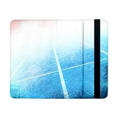 Court Sport Blue Red White Samsung Galaxy Tab Pro 8 4  Flip Case