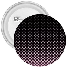 Halftone Background Pattern Black 3  Buttons