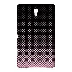 Halftone Background Pattern Black Samsung Galaxy Tab S (8 4 ) Hardshell Case