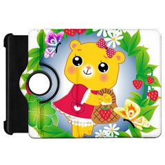 Bear Strawberries Kindle Fire Hd 7