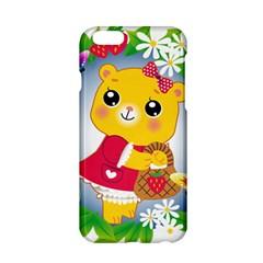 Bear Strawberries Apple Iphone 6/6s Hardshell Case