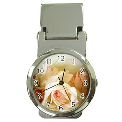 Roses Vintage Playful Romantic Money Clip Watches