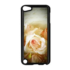Roses Vintage Playful Romantic Apple Ipod Touch 5 Case (black)
