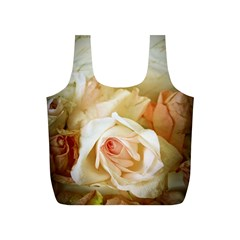 Roses Vintage Playful Romantic Full Print Recycle Bags (s)
