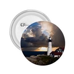 Lighthouse Beacon Light House 2 25  Buttons by Nexatart
