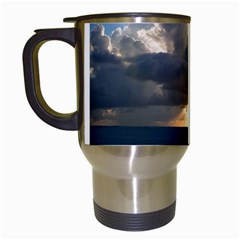 Lighthouse Beacon Light House Travel Mugs (white)
