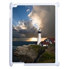 Lighthouse Beacon Light House Apple Ipad 2 Case (white)