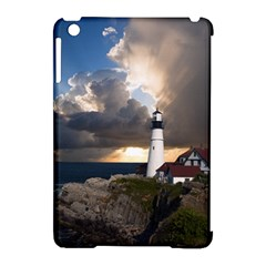 Lighthouse Beacon Light House Apple Ipad Mini Hardshell Case (compatible With Smart Cover)