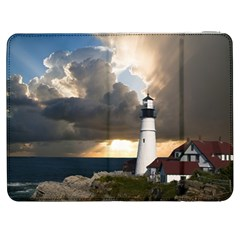 Lighthouse Beacon Light House Samsung Galaxy Tab 7  P1000 Flip Case