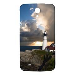 Lighthouse Beacon Light House Samsung Galaxy Mega I9200 Hardshell Back Case