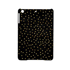 Grunge Pattern Black Triangles Ipad Mini 2 Hardshell Cases