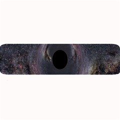 Black Hole Blue Space Galaxy Star Large Bar Mats by Mariart