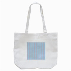 Bleu Pink Line Vertical Tote Bag (white) by Mariart