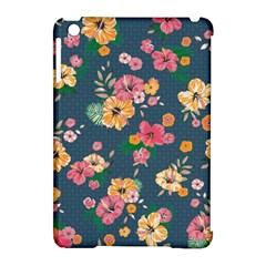 Aloha Hawaii Flower Floral Sexy Apple Ipad Mini Hardshell Case (compatible With Smart Cover) by Mariart
