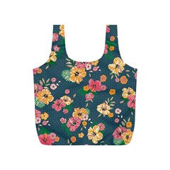 Aloha Hawaii Flower Floral Sexy Full Print Recycle Bags (s)  by Mariart