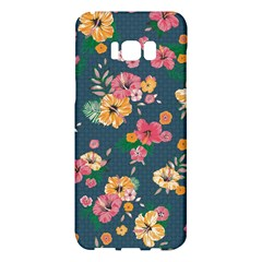Aloha Hawaii Flower Floral Sexy Samsung Galaxy S8 Plus Hardshell Case  by Mariart