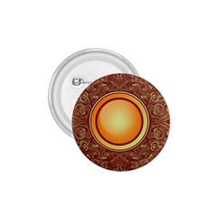 Badge Gilding Sun Red Oriental 1 75  Buttons