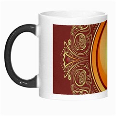 Badge Gilding Sun Red Oriental Morph Mugs