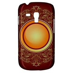 Badge Gilding Sun Red Oriental Galaxy S3 Mini