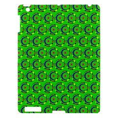 Abstract Art Circles Swirls Stars Apple Ipad 3/4 Hardshell Case