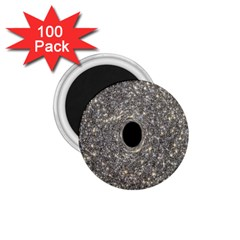 Black Hole Blue Space Galaxy Star Light 1 75  Magnets (100 Pack)  by Mariart