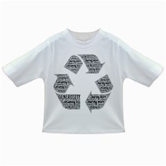 Recycling Generosity Consumption Infant/toddler T Shirts