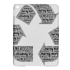 Recycling Generosity Consumption Ipad Air 2 Hardshell Cases by Nexatart
