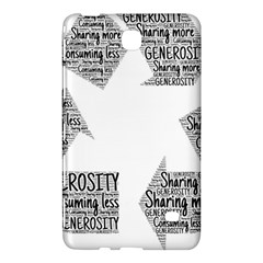 Recycling Generosity Consumption Samsung Galaxy Tab 4 (8 ) Hardshell Case  by Nexatart