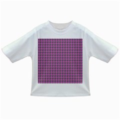 Pattern Grid Background Infant/toddler T Shirts