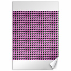 Pattern Grid Background Canvas 24  X 36