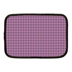 Pattern Grid Background Netbook Case (medium)