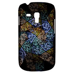 Multi Color Tile Twirl Octagon Galaxy S3 Mini