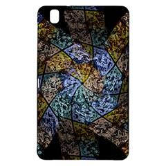 Multi Color Tile Twirl Octagon Samsung Galaxy Tab Pro 8 4 Hardshell Case