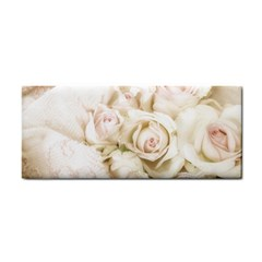 Pastel Roses Antique Vintage Cosmetic Storage Cases