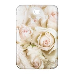 Pastel Roses Antique Vintage Samsung Galaxy Note 8 0 N5100 Hardshell Case  by Nexatart