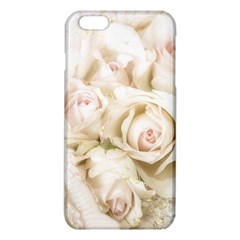 Pastel Roses Antique Vintage Iphone 6 Plus/6s Plus Tpu Case by Nexatart