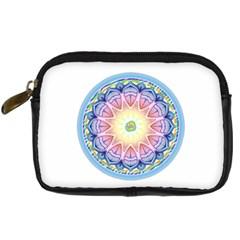 Mandala Universe Energy Om Digital Camera Cases