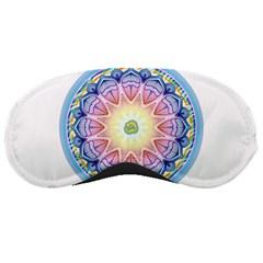 Mandala Universe Energy Om Sleeping Masks by Nexatart