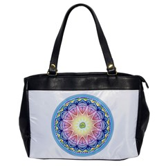 Mandala Universe Energy Om Office Handbags