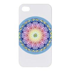 Mandala Universe Energy Om Apple Iphone 4/4s Hardshell Case